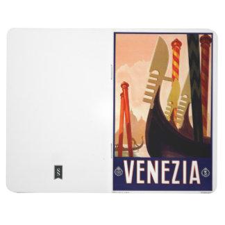Vintages Venedig erwartet Taschennotizbuch