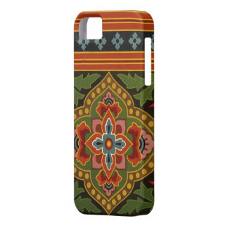 Vintages viktorianisches Tapeten-Case-Mate iPhone iPhone 5 Schutzhüllen