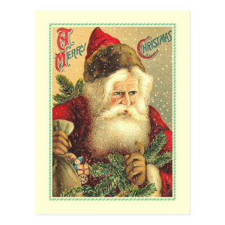 Vintages Weihnachten Postkarten