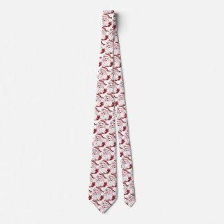 Vintages Weihnachten, Retro lustiger Krawatten