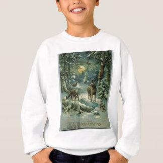 Vintages Weihnachten Sweatshirt