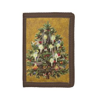 Vintages Weihnachten, verzierter viktorianischer