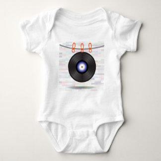 Vinyl Baby Strampler