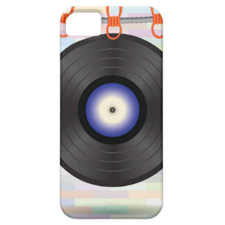 Vinyl iPhone 5 Etui