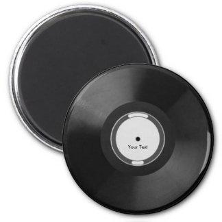 Vinyl.Record Magnets