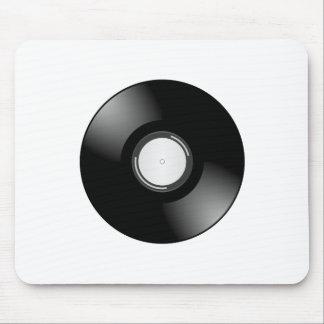 Vinylaufzeichnung durch Chillee Wilson Mousepads