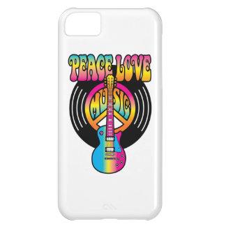 VinylfriedensLiebe u. -musik iPhone 5C Hülle
