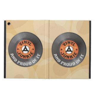 Vinyljunkie - und stolz auf es