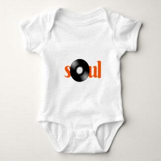 VinylSoul-Musik babygrow Babybody