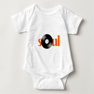 VinylSoul-Musik babygrow Shirt