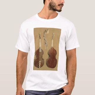 Viola-DA-Gambe oder Bass-viol, durch Joachim T-Shirt