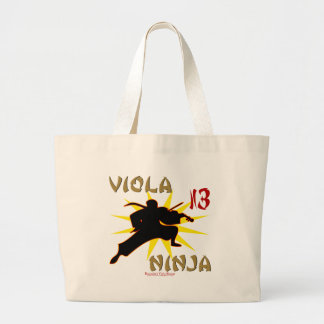 Viola Ninja Tragetaschen