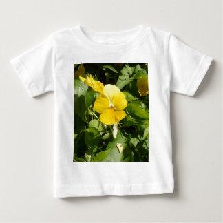 Viola 'Schweizer riesiges Yellow Baby T-shirt