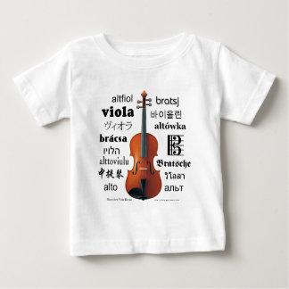 Viola-Übersetzungen Baby T-shirt