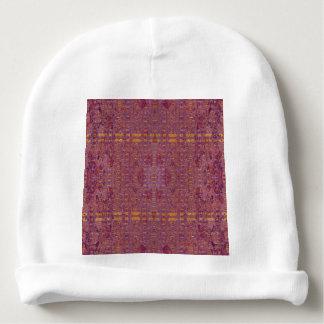 violett babymütze