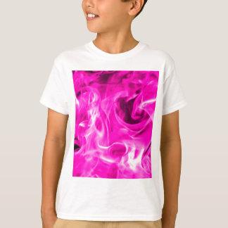 Violette Flamme und violette Feuergeschenke von St T-Shirt