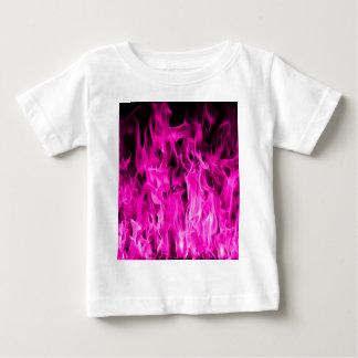 Violette Flamme und violette Feuerprodukte und Baby T-shirt