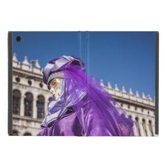 Violette Karnevalsmaske in Venedig Etui Fürs iPad Mini