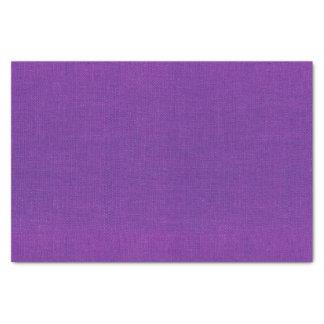 Violette Leinwand-Beschaffenheit Seidenpapier