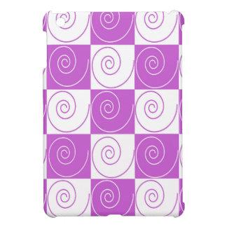 Violette Mousey Schwänze iPad Mini Hülle