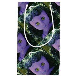 Violette, Spuk Puppen-, Geschenkverpackung weniger Kleine Geschenktüte