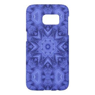 Violettes blaues Frost