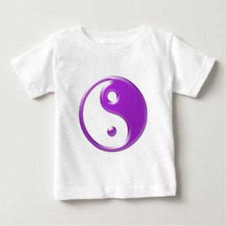 Violettes Yin Yang Baby T-shirt