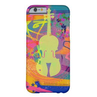 Violine Geschenk-Telefon Kasten Barely There iPhone 6 Hülle
