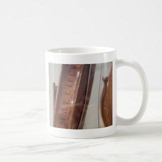 Violine Kaffeetasse
