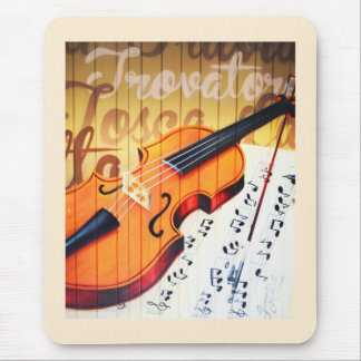 Violine Mousepads