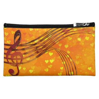 Violinenschlüssel Cosmetic Bag