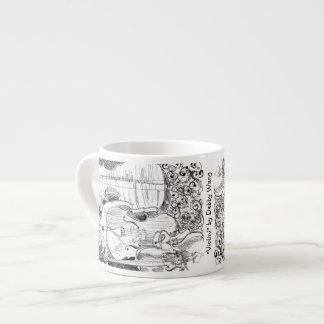 Violini Espresso-Tasse durch Debby Wang Espressotasse