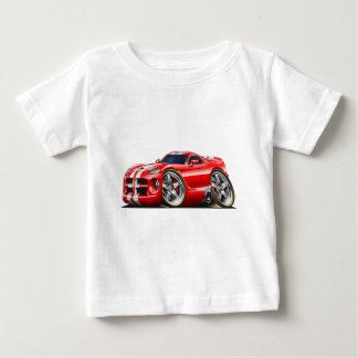 Viper GTS rot/weiß Baby T-shirt