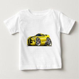 Viper GTS Yel/Schwarzes Baby T-shirt