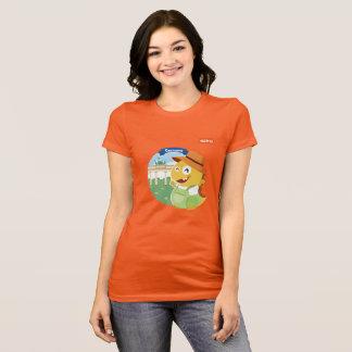 VIPKID Deutschland T - Shirt (orange)