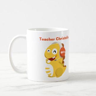 VIPKID Tasse für Lehrer Christelle