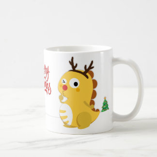 VIPKID WeihnachtsTasse 3 Kaffeetasse