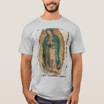 Virgen De Guadalupe (traditionell) T-Shirt