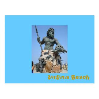 Virginia Beach Postkarte
