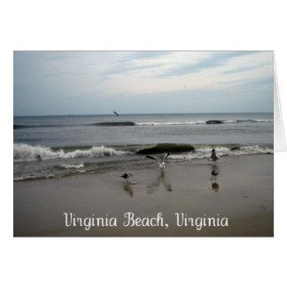 Virginia Beach, Virginia Karte