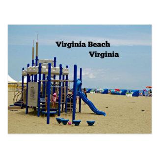 Virginia Beach, Virginia Postkarte