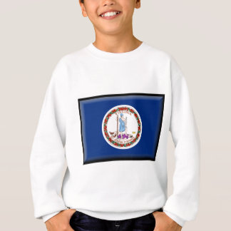 Virginia-Flagge Sweatshirt