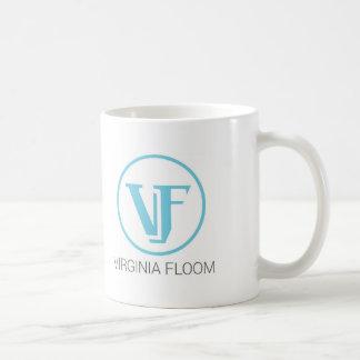 Virginia Floom, Grafikdesigner Kaffeetasse