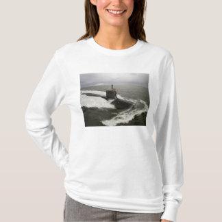 Virginia-klasseangriffsunterseeboot T-Shirt