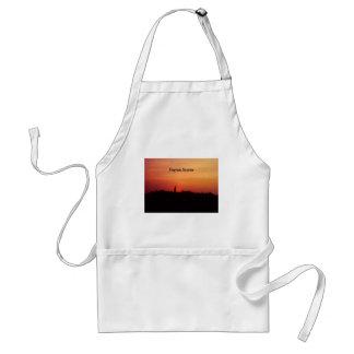 Virginia-Sonnenaufgang Schürze