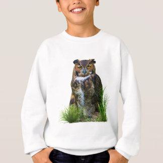 Virginia-Uhu kundengerecht Sweatshirt