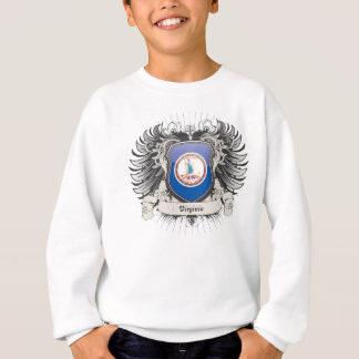Virginia-Wappen Sweatshirt