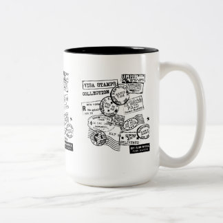 VISA CUP ZWEIFARBIGE TASSE