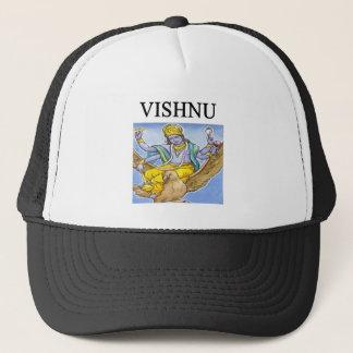 VISHNU hindischer Entwurf Truckerkappe
