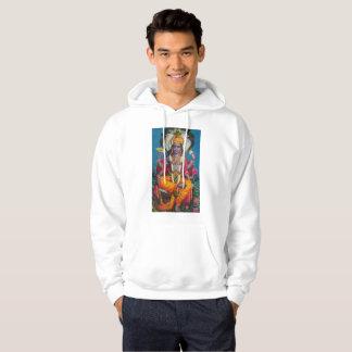 Vishnu Hoodie  --  Atemberaubend  --  Bunt